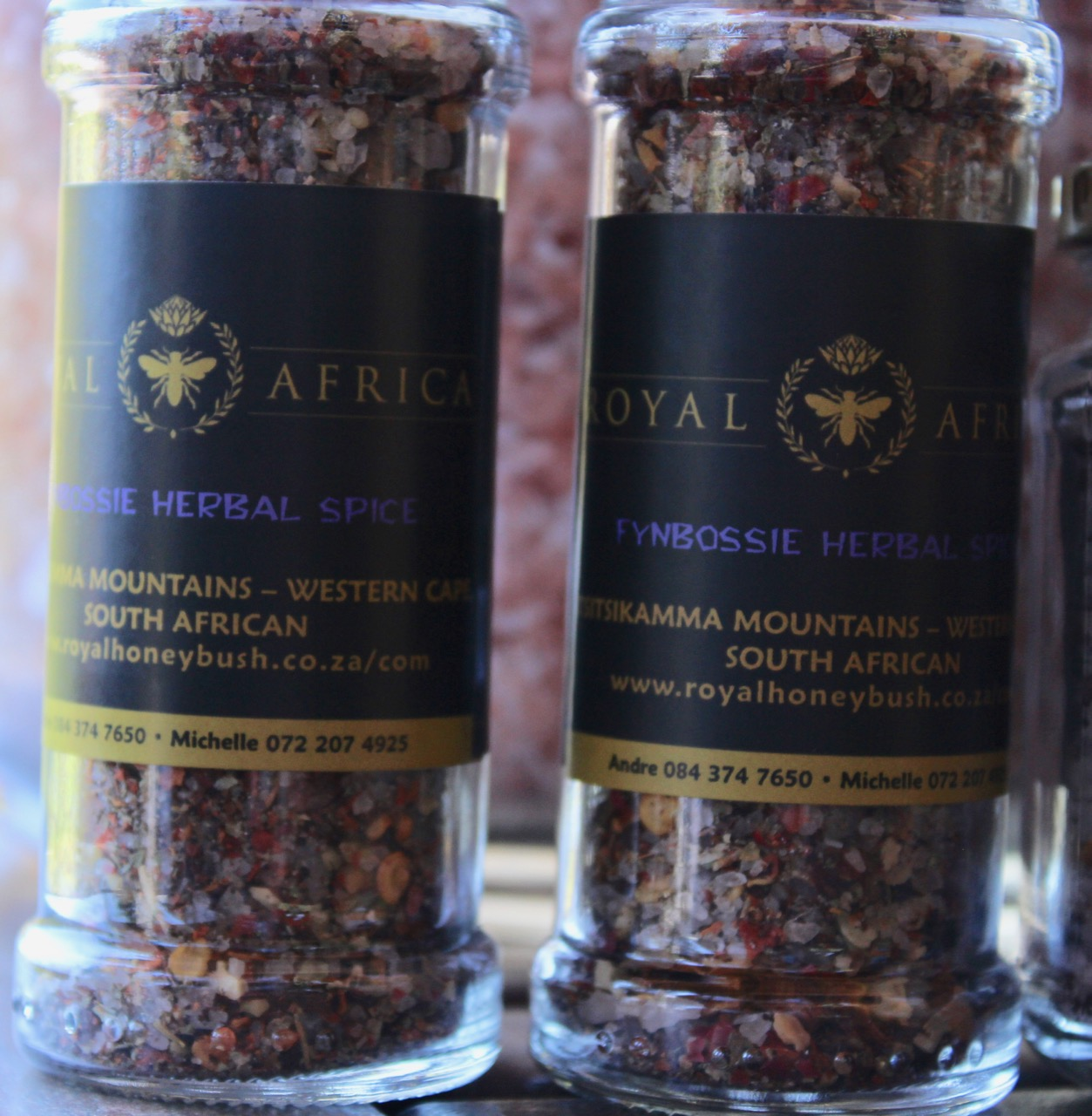 Our famous herbal/ braai spice!